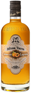 The Bitter Truth Liqueur Apricot 750ml